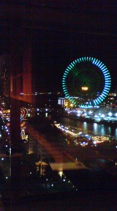 横浜の夜景☆