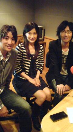 FM横浜「LETTER OF YOKOHAMA<br />  」☆