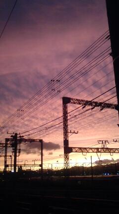 夕焼けの色☆