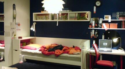IKEAデビュー♪
