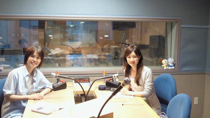 AM1422<br />  ラジオ日本にて(^-^)