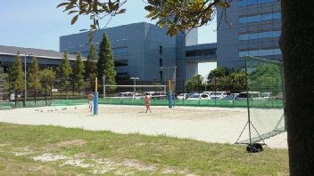 HADASIビーチバレー