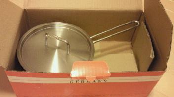 フィスラーの鍋