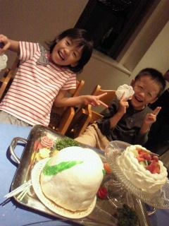 誕生日会♪PART2