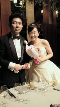 みのりちゃんの結婚式